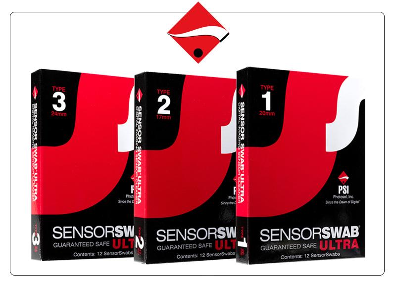 Sensor Swab® ULTRA sensor cleaning swabs
